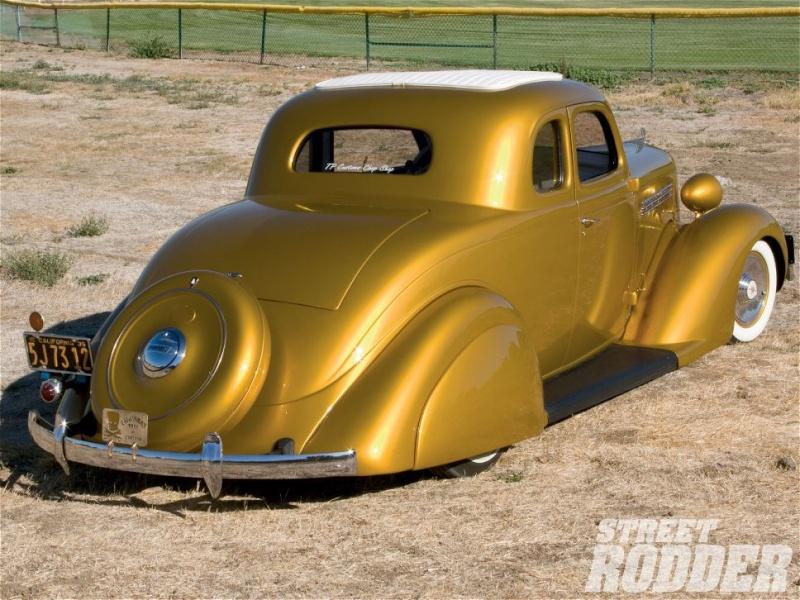 Mopar 1930's custom and mild custom 1002sr25