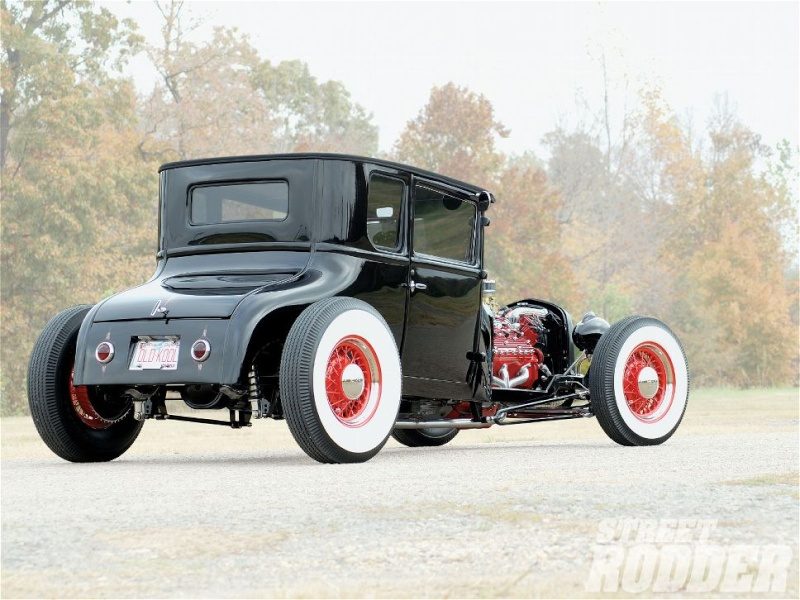 Ford T hot rod (1908 - 1927) - T rod - Page 2 1003sr11