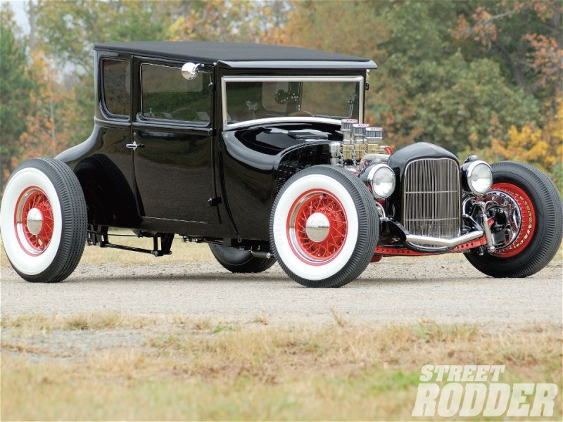 Ford T hot rod (1908 - 1927) - T rod - Page 2 1003sr15