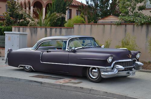 Cadillac 1954 -  1956 custom & mild custom 10046710