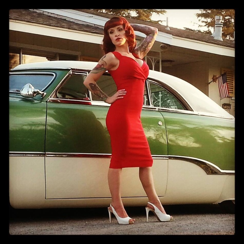 Ford 1949 - 50 - 51 (shoebox) custom & mild custom galerie - Page 6 10054410