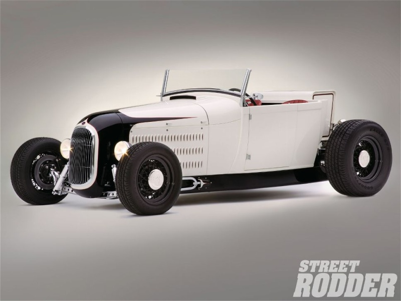 1928 - 29 Ford  hot rod - Page 3 1007sr10