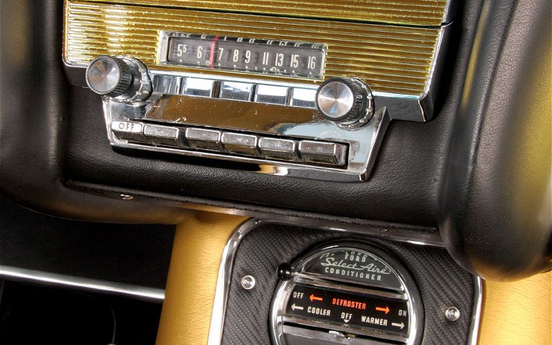 Ford Thunderbird 1958 - 1960 custom & mild custom 1008sr16