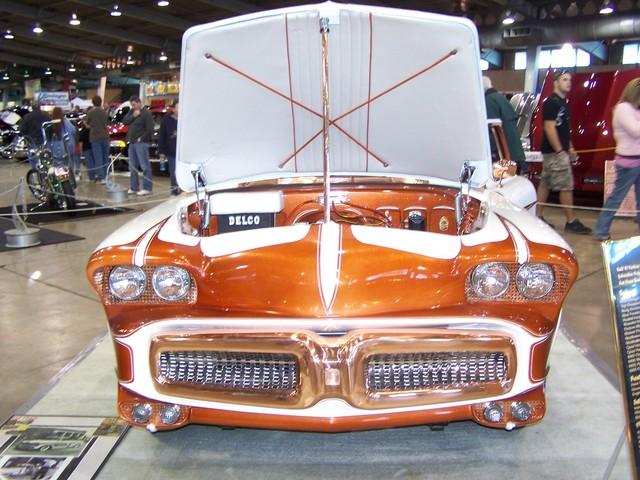 1956 Chevy pick up - Kopper Kart - George Barris 10099610