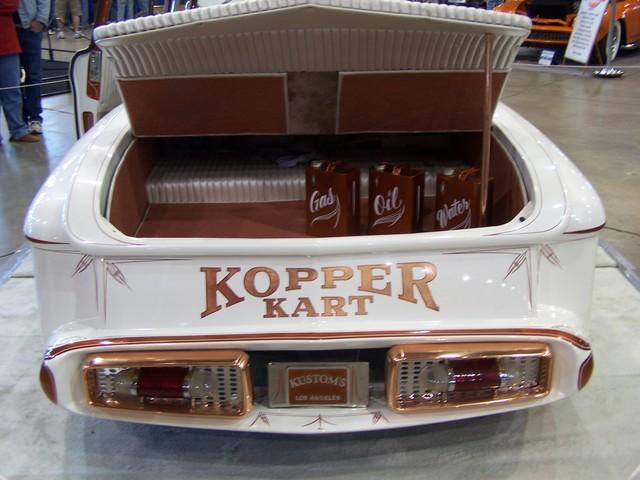 1956 Chevy pick up - Kopper Kart - George Barris 10099612