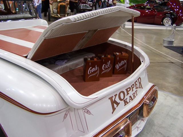 1956 Chevy pick up - Kopper Kart - George Barris 10100810