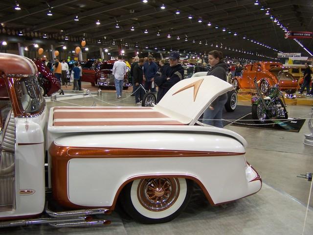 1956 Chevy pick up - Kopper Kart - George Barris 10100811