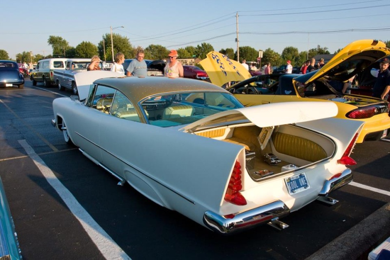 Plymouth  1957 - 1958 custom & mild custom 10105512