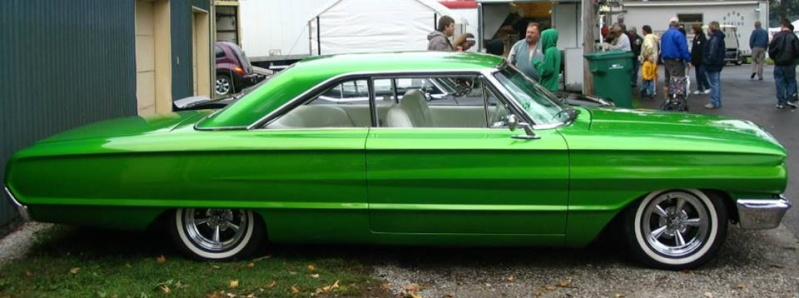 Ford 1961 - 1964 custom and mild custom 10110510