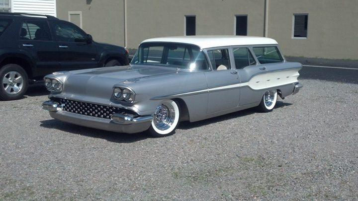 Pontiac 1955 - 1958 custom & mild custom 10119610