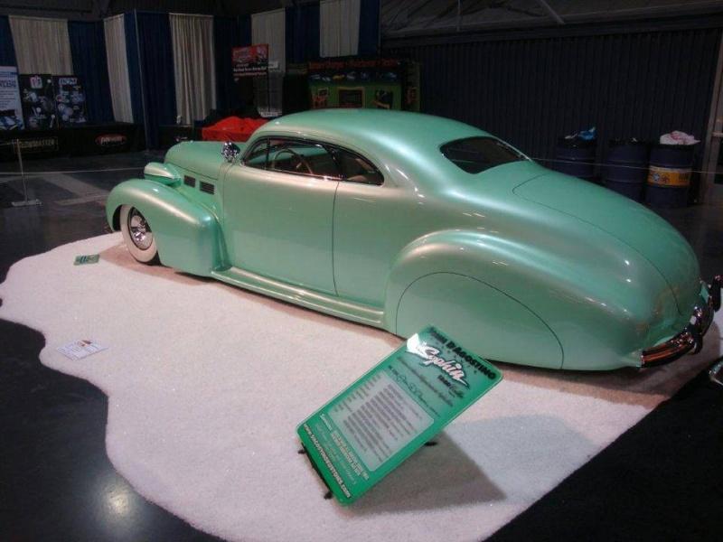 Cadillac 1938 - 1940 custom and mild custom 10131410