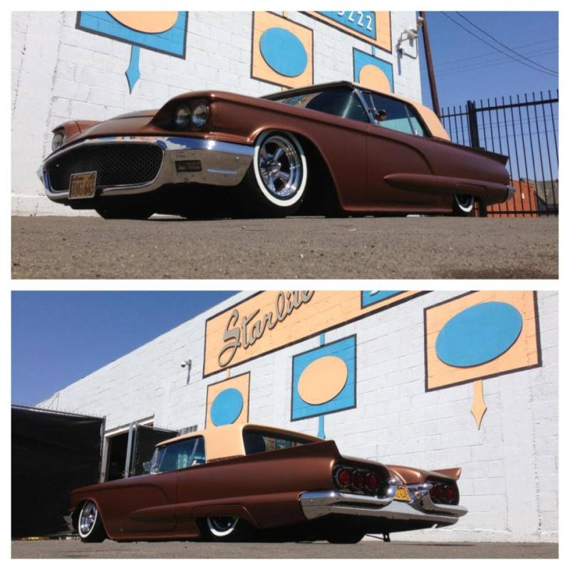 Ford Thunderbird 1958 - 1960 custom & mild custom 10136911
