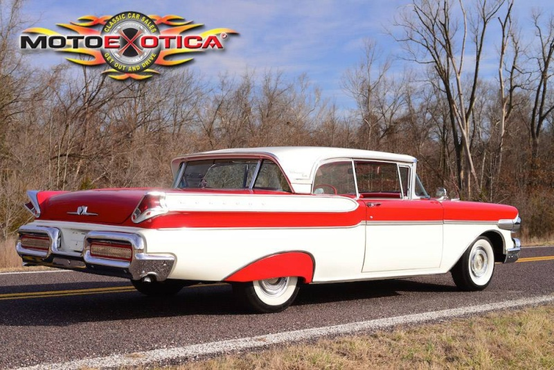 Mercury classic cars 1015