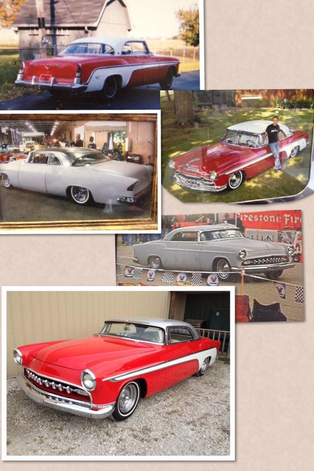Chrysler & DeSoto 1955 - 1956 custom & mild custom 10162210