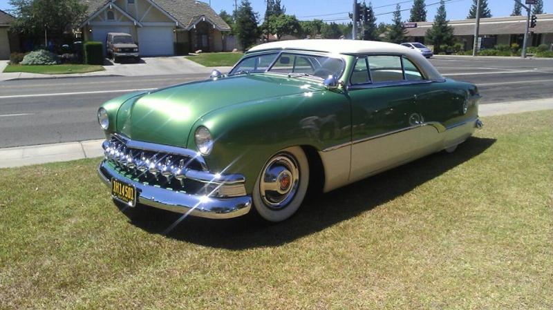 Ford 1949 - 50 - 51 (shoebox) custom & mild custom galerie - Page 6 10166510