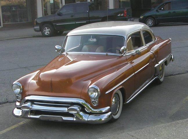 Oldsmobile 1948 - 1954 custom & mild custom - Page 4 10166610