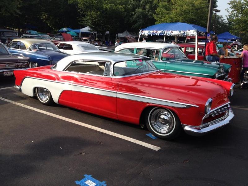 Chrysler & DeSoto 1955 - 1956 custom & mild custom 10173610