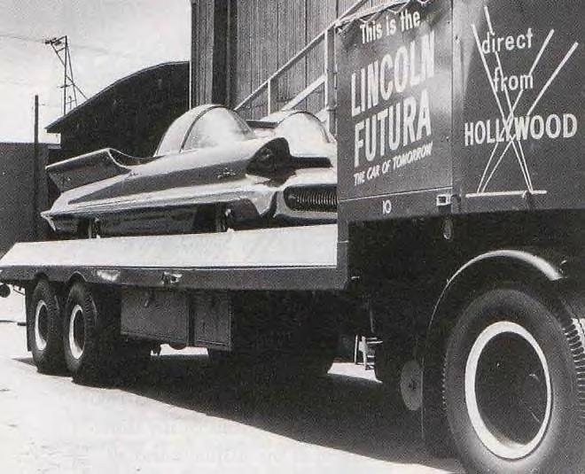 Lincoln Futura 1955 10174810
