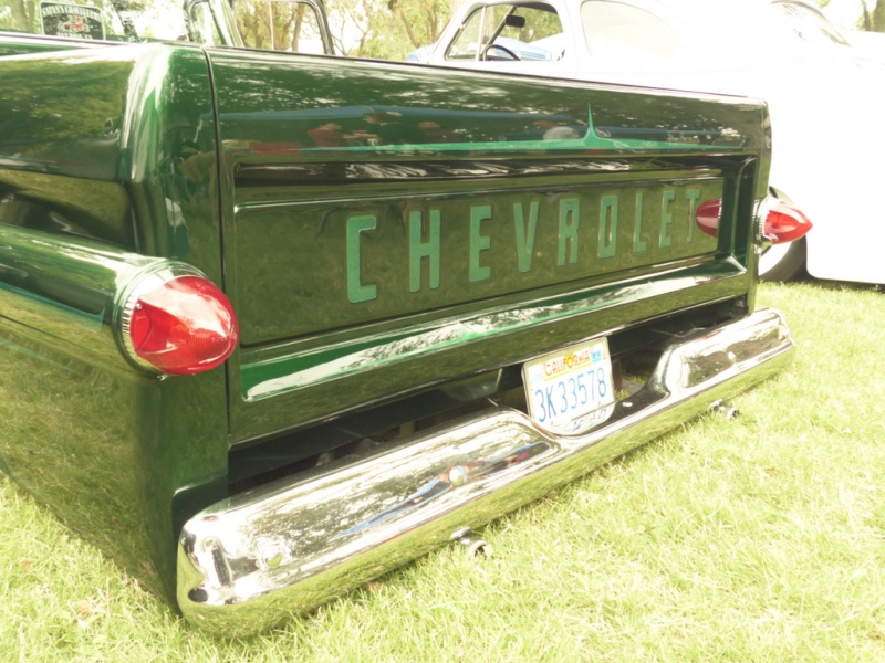 Chevy pick up  1955 - 1959 custom & mild custom 10216410