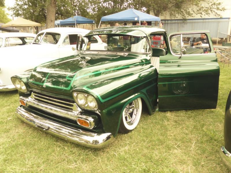 Chevy pick up  1955 - 1959 custom & mild custom 10216510