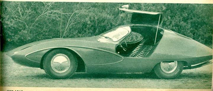 MacMinn's LeMans Coupe - 1959 10245412