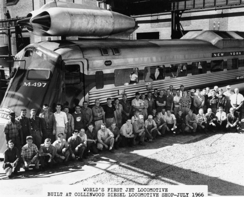 Locomotives et trains vintages 10247410