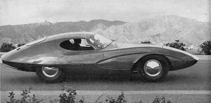 MacMinn's LeMans Coupe - 1959 10252110