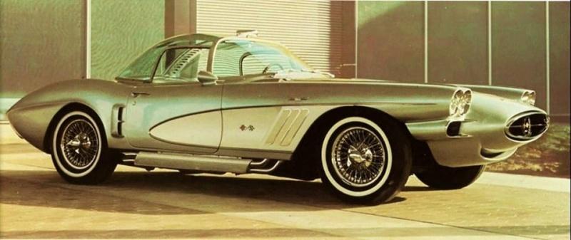 1958 Chevrolet Corvette XP-700 10258611
