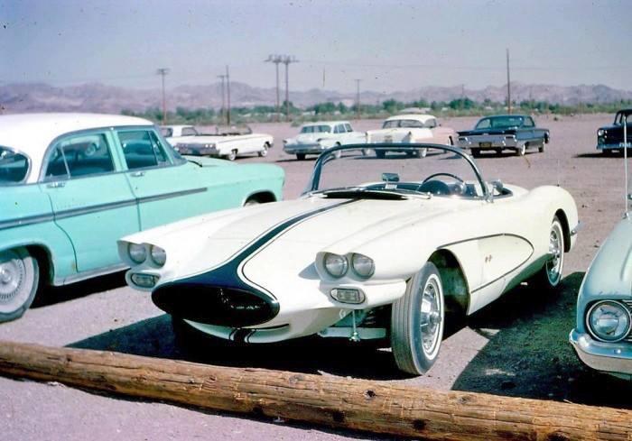 1958 Chevrolet Corvette XP-700 10259610