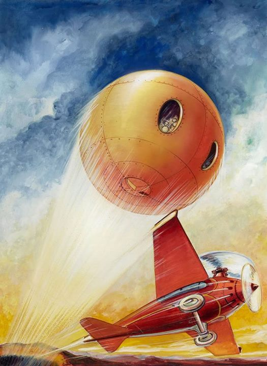 Sciences fiction, soucoupes volantes et extraterrestres - Sci Fi, Flying Saucers and Aliens 10259811