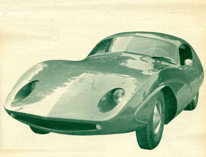 MacMinn's LeMans Coupe - 1959 10262110