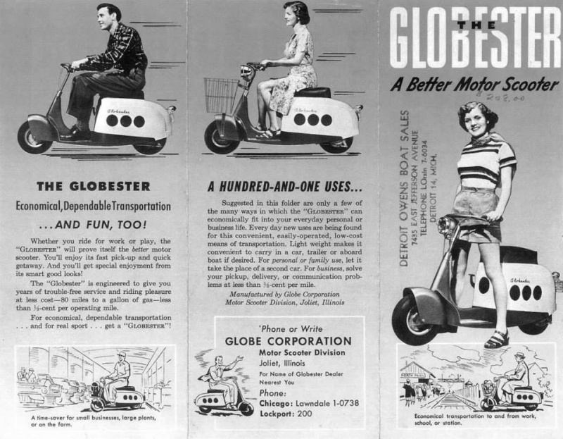 Scooter des 1950's & 1960's - Page 2 10269411