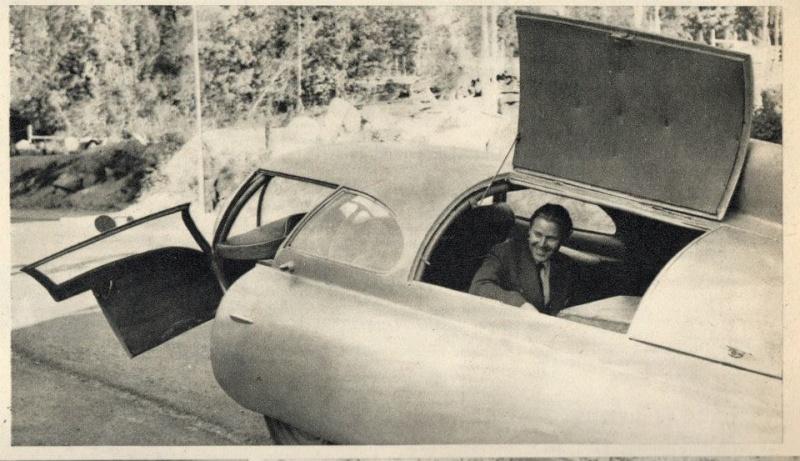 Future car 1951 - Sigvard Berggren 10277410