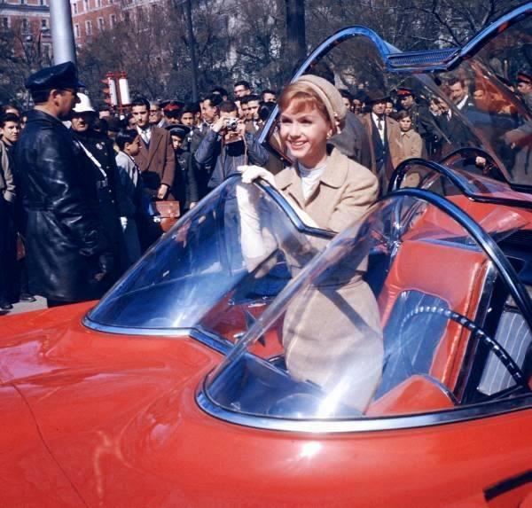 Lincoln Futura 1955 10291011