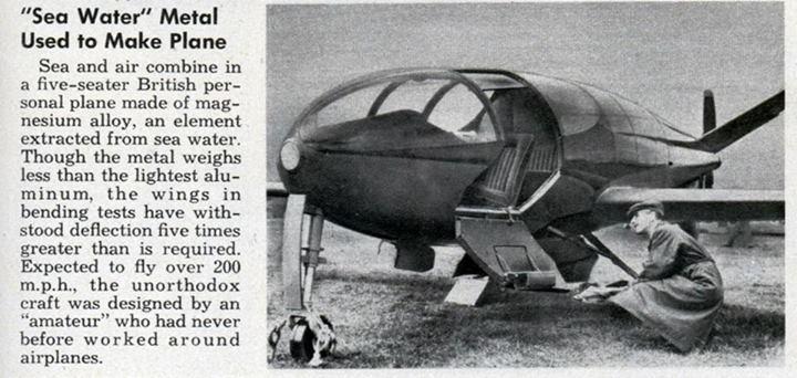 Avions 1950's, futuristes et vaisseaux spaciaux - Vintage Spaceships, Starships and futuristic planes.  10292110