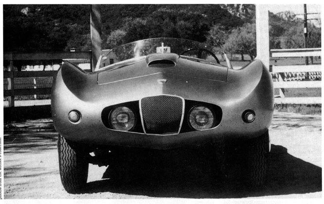 1953 Arnolt Bristol (Bertone)  10297610