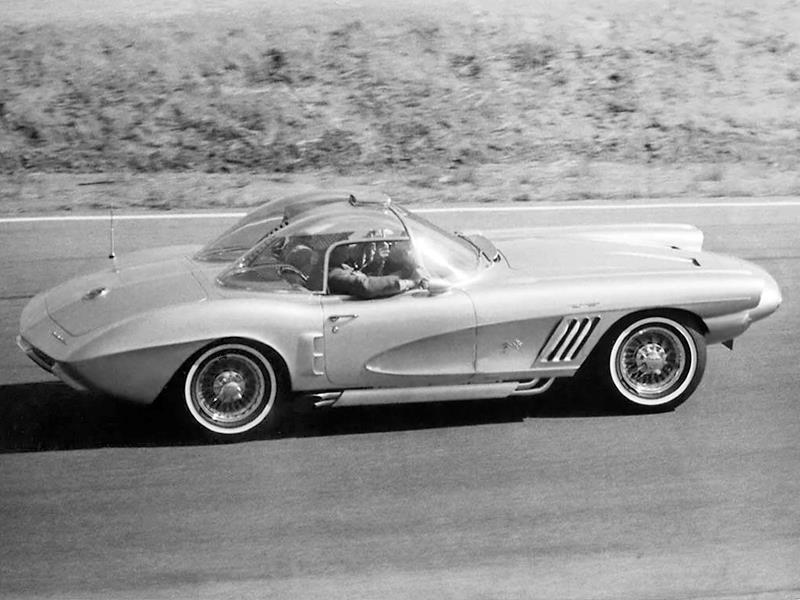 1958 Chevrolet Corvette XP-700 10300011