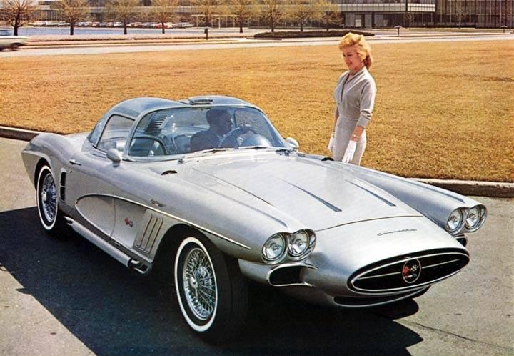 1958 Chevrolet Corvette XP-700 10308310