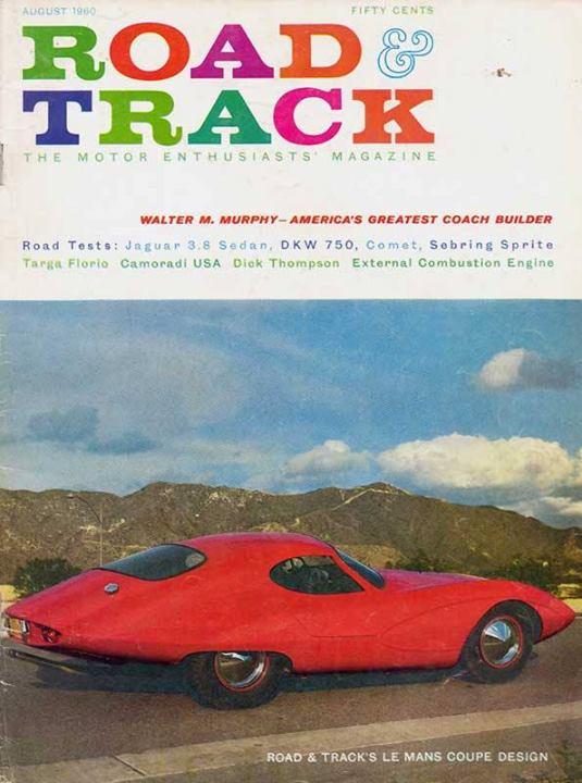 MacMinn's LeMans Coupe - 1959 10320411