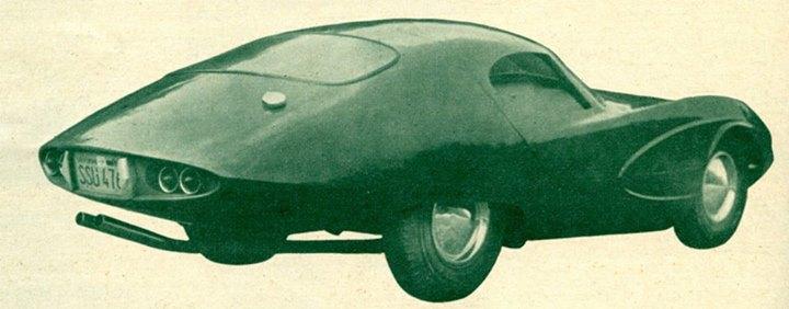 MacMinn's LeMans Coupe - 1959 10336710