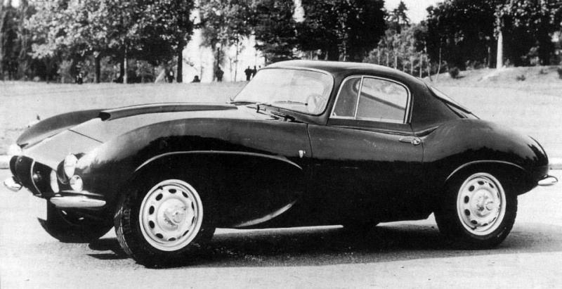 1953 Arnolt Bristol (Bertone)  10336811