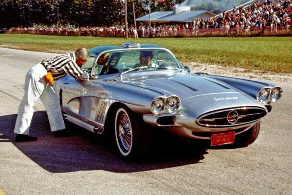 1958 Chevrolet Corvette XP-700 10341611