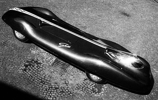 The Ghia IXG Dragster 10363310