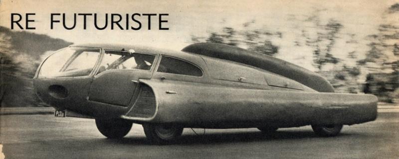 Future car 1951 - Sigvard Berggren 10371610
