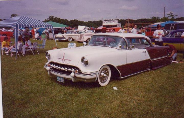 Oldsmobile 1955 - 1956 - 1957 custom & mild custom - Page 2 10371911