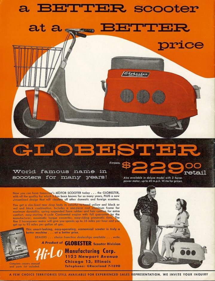 Scooter des 1950's & 1960's - Page 2 10375010