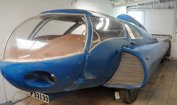 Future car 1951 - Sigvard Berggren 10384710