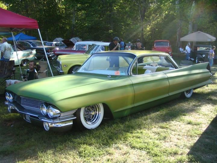 Cadillac 1961 - 1968 Custom & mild custom - Page 2 10443410
