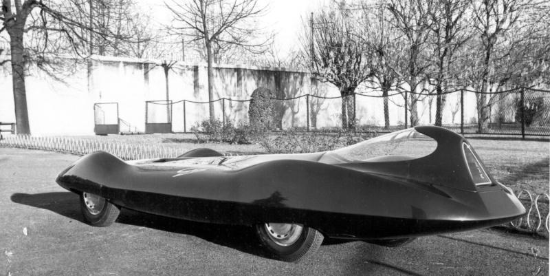 The Ghia IXG Dragster 1048ix10