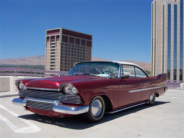 Plymouth  1957 - 1958 custom & mild custom 10841414